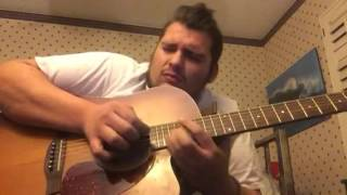 Blues guitar jam session with action bronson ,light in the