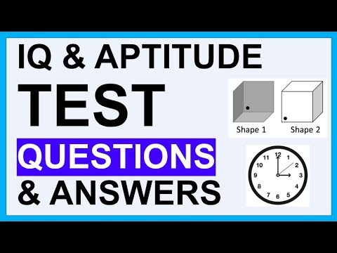 Download Abstract Reasoning Tests Sample Questions And Answers Video