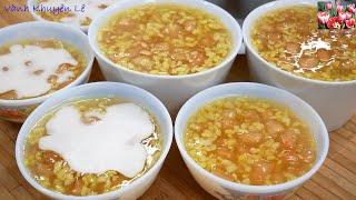 CHÈ BƯỞI - Cách nấu Chè Bưởi giòn thơm không bị đắng, không sử dụng Phèn Chua by Vanh Khuyen