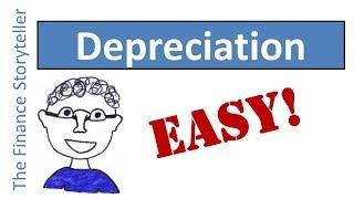 Depreciation explained