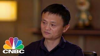 Alibaba's Jack Ma On Globalization, Anti-Trade Sentiment   CNBC