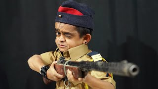 "CHOTU DADA KA CRIME PATROL | ""छोटू का क्राइम पेट्रोल "" Chotu khandesh Comedy Video"