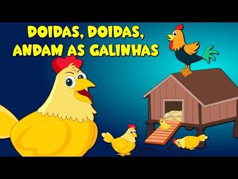 , title : 'Doidas Andam as Galinhas - Musicas infantis