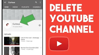 How to Delete Youtube Channel Permanently on Phone (2021)
