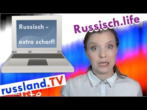 Russisch: Richtig scharfe Sachen – und Obst [Video]