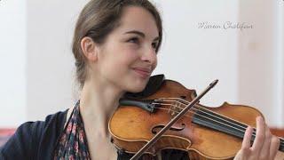 Alina Pogostkina - Thomas Linley: Violin Concerto in F major, 2nd movement