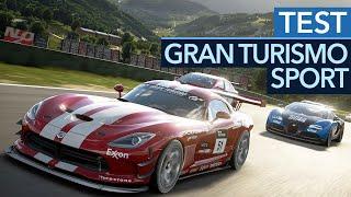 Gran Turismo Sport - Test / Review zum PS4-Rennspiel (Gameplay)