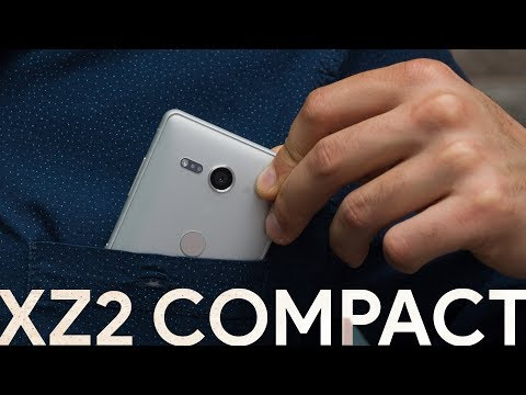 Video over Sony Xperia XZ2 Compact