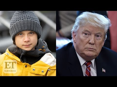Greta Thunberg Responds After Donald Trump Mocks Her 'Time' Person Of The Year Honour