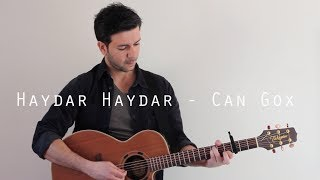 Haydar Haydar - Can Gox, Acoustic Sessions, Official BarisFirat Cover