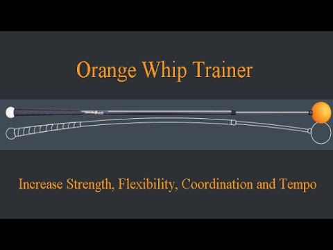 Orange Whip Trainer Review by Paul The Golf Guy