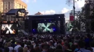 Наутилус-Крылья, Живой концерт в Киеве