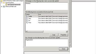 AD Active Directory Queries