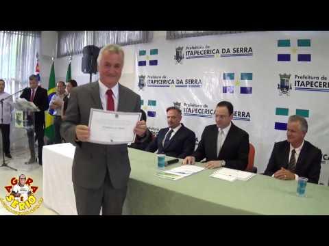 Diplomação do Prefeito Eleito Ayres Scorsatto e Vereadores de Juquitiba