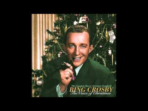 Bing Crosby - Sleigh Ride - Christmas Radio