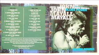 JOHN MAYALL - All your Love