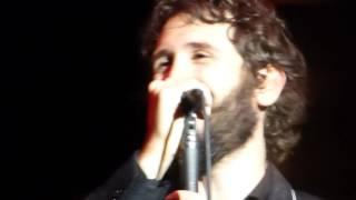 Josh Groban - Talking - 11.05.2016 Alte Oper Frankfurt