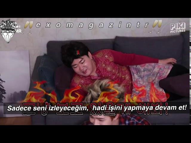 [Türkçe Altyazılı] EXO-SC – After Mom Asleep 1.Bölüm