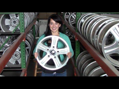 Factory Original Kia Spectra Rims & OEM Kia Spectra Wheels – OriginalWheel.com