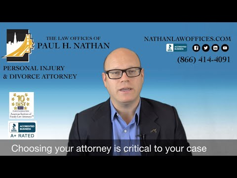 How to Select Your Attorney - The Law Offices of Paul H. Nathan