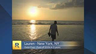 Lauren's special debt free call