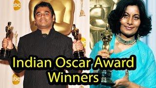 5 Oscar Award Winner Indian Celebrities