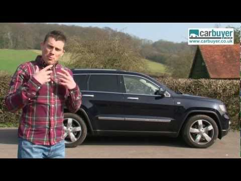 Jeep Grand Cherokee SUV review - CarBuyer