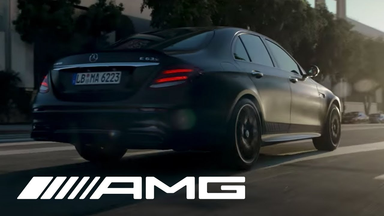 Mercedes Amg E 63 S 4matic Sedan