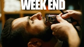 Передача WEEK END: Открытие барбершопа BOYCUT