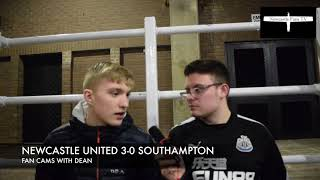 """Dean: """"I thought that performance was better than the Man United game"""""""