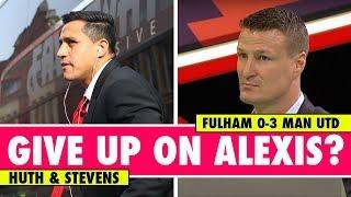 Is Alexis Sanchez finished? | Fulham 0-3 Man Utd | Astro SuperSport