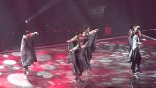 First dress rehearsal Turkey: Can Bonomo - Love me back
