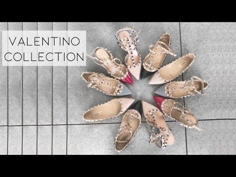 VALENTINO ROCKSTUD COLLECTION
