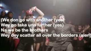 PSquare - Shekini Lyrics