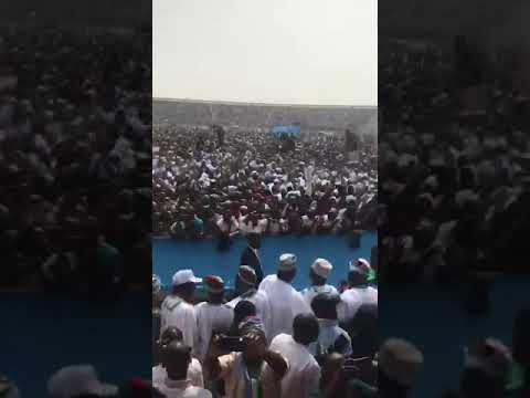 Sai Baba Buhari Movement.