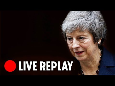 Theresa May fights for her Brexit deal in the Commons (FULL)
