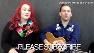 Heaven's Just A Sin Away - Michael Monroe Goodman & Pearls Mahone