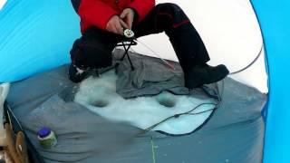 Рыбалка на озере горькое алтайского края