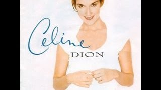 Celine Dion   These Are The Special Times