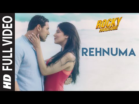 Download Rehnuma Full Video Song | ROCKY HANDSOME | John Abraham, Shruti Haasan | T-Series
