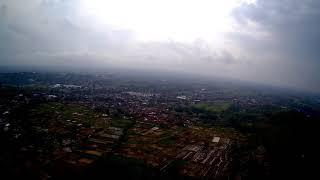 Part 2 Hasil rekaman video asli Drone MJX BUGS7,tanpa edit di sore hari