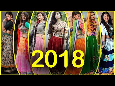 2018 Gujarati Chaniya Choli Designs In Photos For Navratri Mp3