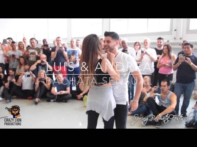 Luis & Andrea - Henry Santos - Si Me Besa Tu Boca