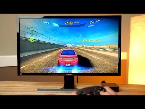 f2fc2120623422 Video  Apple TV 4K and the SteelSeries Nimbus controller brings tvOS ...