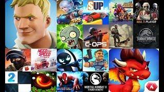 Top 20 Mejores Juegos Hackeados Para Android Del 2018 Video