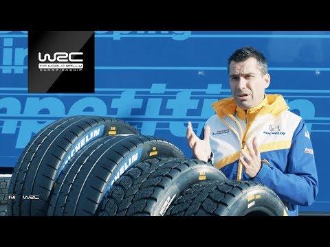 WRC - Rallye Monte-Carlo 2019: TECH SPECIAL Tyres