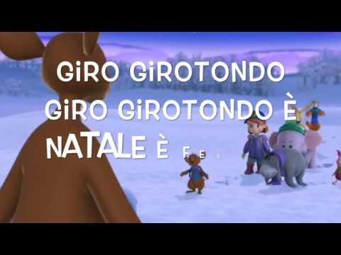 , title : 'Girotondo di Natale - testo'