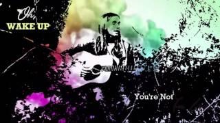 Sawyer Fredericks - Lovers Still Alone _Graphic Lyrics Video