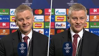 """""""When you've got Cristiano on the pitch, you've always got a chance."""" Solskjaer hails CR7 influence"""