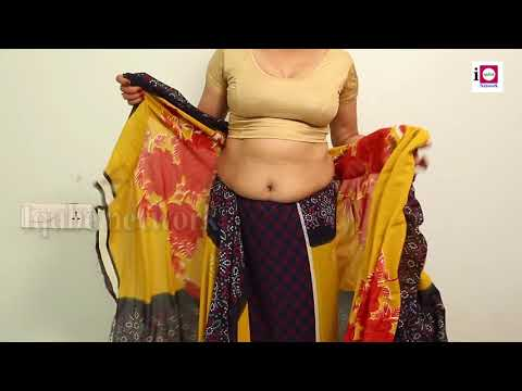 How To Wear Heavy Saree Perfectly   super viral videos